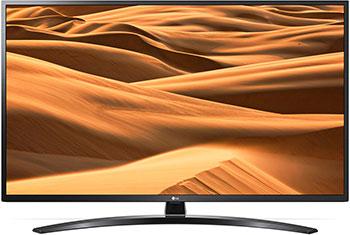 4K (UHD) телевизор LG 49 UM 7450 PLA ремень мужской askent цвет черный rm 6 lg размер 125