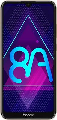 Смартфон Honor 8A золотистый смартфон