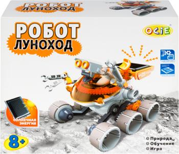 Конструктор электронный OCIE Робот-луноход на солнечной энергии (OTE 0640051)