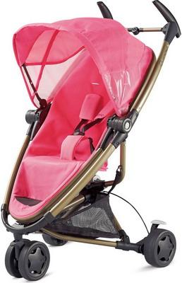 Коляска Quinny Zapp Xtra pink precious 72906780 коляска прогулочная quinny yezz blue трек 76505130