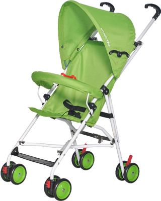 Коляска-трость Everflo Simple green Е 100 ПП100004007 everflo коляска прогулочная е 550 сruise green