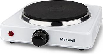 Настольная плита Maxwell MW-1903 плитка электрическая maxwell mw 1903 w