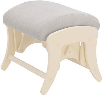 Кресло раскладное Milli Uni Дуб шампань ткань Verona Light Grey 4627159508445