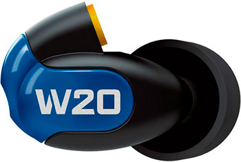 Вставные беспроводные Hi-Fi наушники Westone W20 BT cable все цены