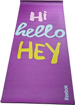 Тренировочный коврик (мат) для йоги Reebok 4mm Yoga Mat Crosses-Hi RAYG-11030HH цена