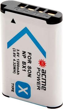 Аккумулятор для видеокамер AcmePower AP-NP-BX1 аккумулятор acmepower en el11