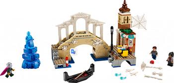 Конструктор Lego Super Heroes Нападение Гидромена 76129 lego super heroes 76104 бой халкбастера