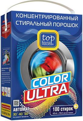 Средство для стирки TOP HOUSE Color Ultra 392258 4 5 кг