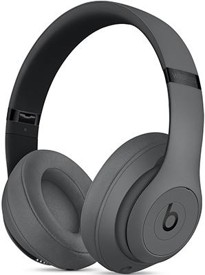 Мониторные наушники Beats Studio3 коллекция Beats Skyline цвет «полуночный чёрный» MTQW2EE/A все цены