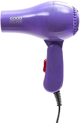 Фен GoodHelper HD-F080 фиолетовый фен ga ma tempo 2200вт фиолетовый