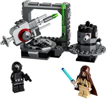 Конструктор Lego STAR WARS ''Пушка ''Звезды смерти'''' 75246