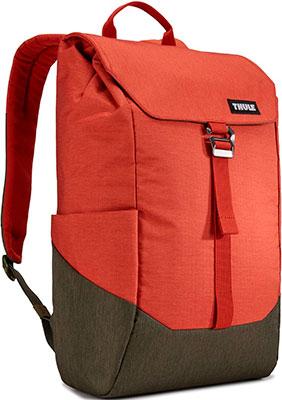Рюкзак для города Thule Lithos 16 л (TLBP-113 ROOIBOS/FOREST NIGHT)
