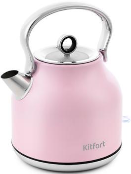 Чайник электрический Kitfort KT-671-4 чайник kitfort kt 671 бронзовый