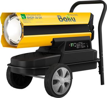 Пушка дизельная Ballu прямого нагрева Siber Heat BHDP-30 SH цена и фото