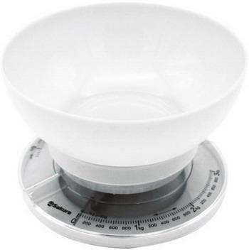 Весы кухонные механические Sakura SA-6008W диакнеаль авен цена