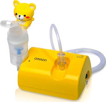 Ингалятор OMRON компрессорный NE-C24 Kids (NE-C801S-KDRU) детский недорого