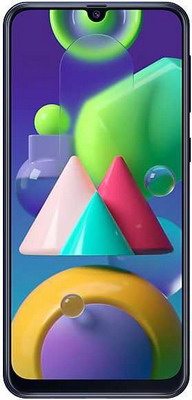 Смартфон Samsung Galaxy M21 4/64Gb SM-M215F синий смартфон samsung galaxy a30 2019 sm a305f 64gb синий