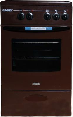 Электроплита Reex CSE-53 Bn коричневый