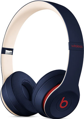 Фото - Накладные наушники Beats Solo3 Wireless Headphones – Beats Club Collection – Club Navy MV8W2EE/A john morphy recollections of a visit to great britain and ireland in the summer of 1862 microform