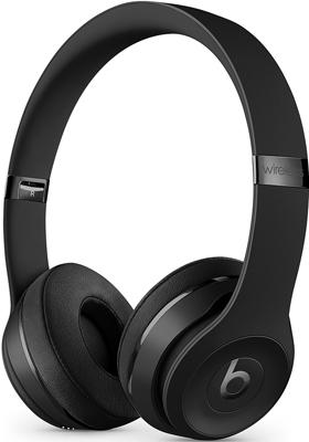 цена на Беспроводные мониторные наушники Beats Solo3 Wireless Headphones - Black MX432EE/A