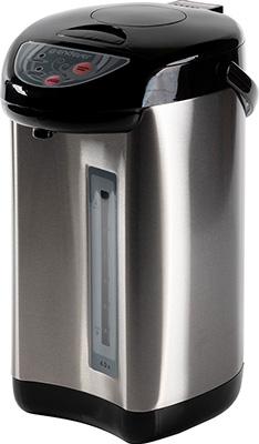 Термопот Endever Altea-2035 черный/стальной фото