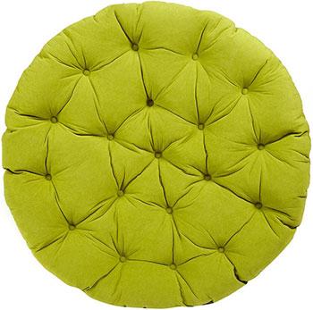 Матрас для кресла Tetchair для кресла ''Папасан'' флок олива 23 13644