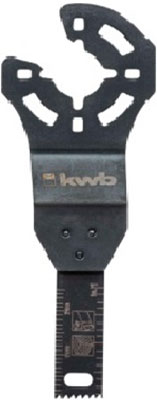 Полотно пильное по дереву для МФУ Kwb ENERGY SAVING 34 мм 709154