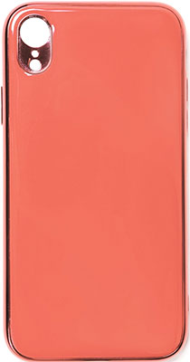 Фото - Чеxол (клип-кейс) Eva для Apple IPhone XR - Коралловый (7190/XR-CR) чеxол клип кейс eva для apple iphone xr чёрный 7279 xr b