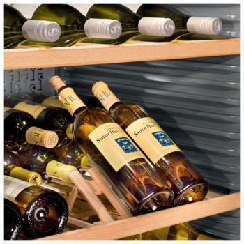 Полка для бутылок Liebherr деревянная для винных шкафов (презентационная) (7113619) полка для бутылок liebherr 7112508