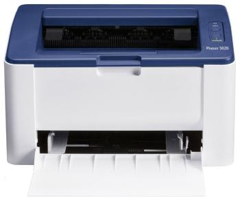Принтер Xerox Phaser 3020 BI xerox phaser 3020bi лазерный светодиодный белый черно белая а4