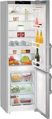 Фото - Двухкамерный холодильник Liebherr CNef 4015 двухкамерный холодильник hitachi r vg 472 pu3 gbw