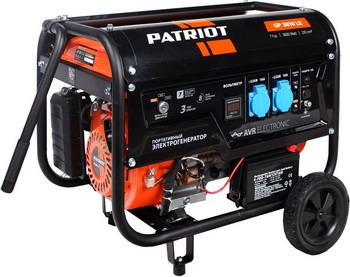 Электрический генератор и электростанция Patriot GP 3810 LE