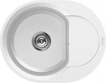 Кухонная мойка OMOIKIRI Sakaime 60Е-WH Tetogranit/белый (4993136)