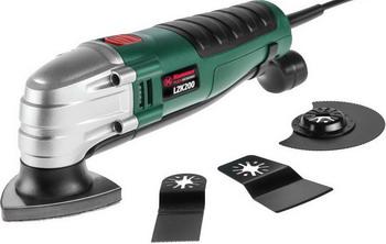 Многофункциональная шлифовальная машина Hammer LZK 200 hammer nap 200 40