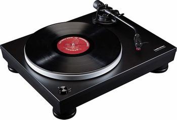 Проигрыватель виниловых дисков Audio-Technica AT-LP5 черный