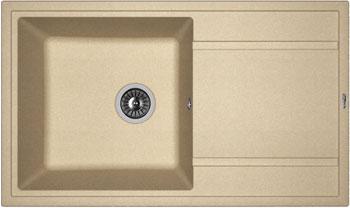 Кухонная мойка Florentina Липси-860 860х510 бежевый FG искусственный камень цены