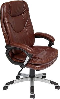Кресло Tetchair COMFORT (кож/зам Коричневый PU 2 TONE) кресло ecodesign пеланги 02 15в two tone