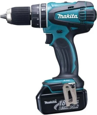 цена Дрель Makita DHP 456 RFE