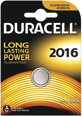 Батарейка Duracell CR 2016 батарейка космос koc20165bl cr cr2016 5хbl блист 5шт