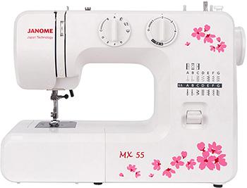 Швейная машина Janome MX 55 недорго, оригинальная цена