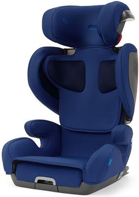 Автокресло Recaro Mako Elite гр. 2/3 расцветка Select Pacific Blue 00088045420050 автокресло группа 1 2 3 9 36 кг little car ally с перфорацией черный
