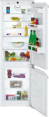 Встраиваемый двухкамерный холодильник Liebherr ICP 3324-20