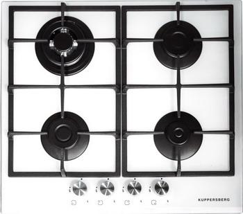 Встраиваемая газовая варочная панель Kuppersberg FQ 65 W