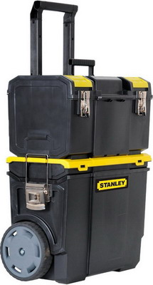 Фото - Ящик с колесами Stanley Mobile Work Center 3 в 1 1-70-326 360 degree round finger ring mobile phone smartphone stand holder