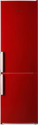 Двухкамерный холодильник ATLANT ХМ 4424-030 N рубиновый