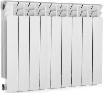 Водяной радиатор отопления RIFAR B 500 9 секц