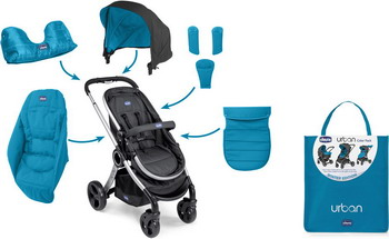 Набор аксессуаров Chicco URBAN MISTRAL 05079337630000 philips mistral