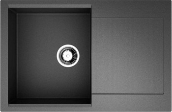 Кухонная мойка OMOIKIRI Daisen 78-BL Artgranit/черный (4993327)