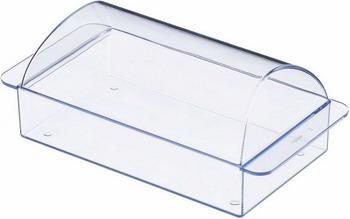 Маслёнка Bosch 00612536 прозрачная/голубая