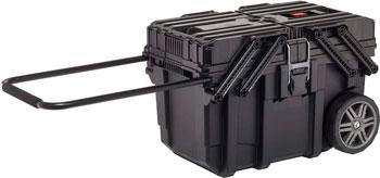 Ящик с колесами Keter CANTILEVER CART JOB BOX цены онлайн